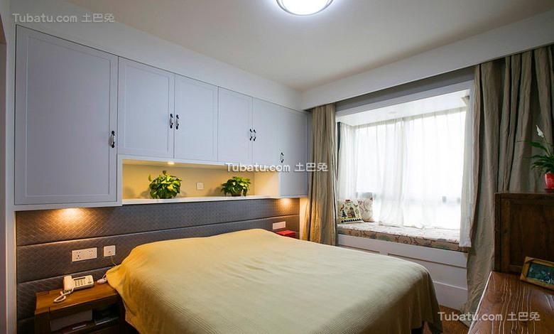 现代卧室设计装修图片欣赏
