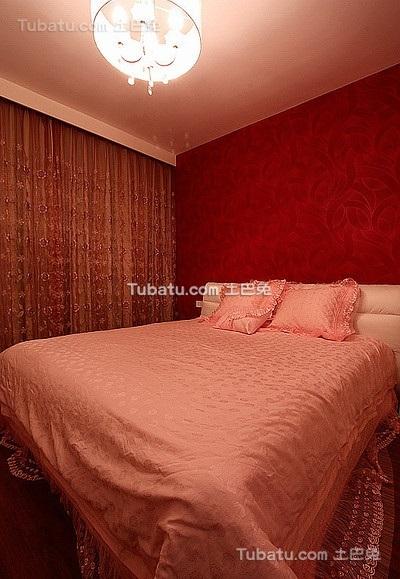 优雅现代风格卧室设计