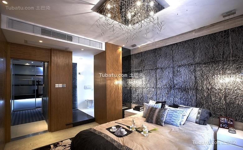 现代精美装修卧室设计欣赏