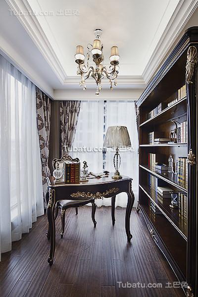 古典欧式书房设计