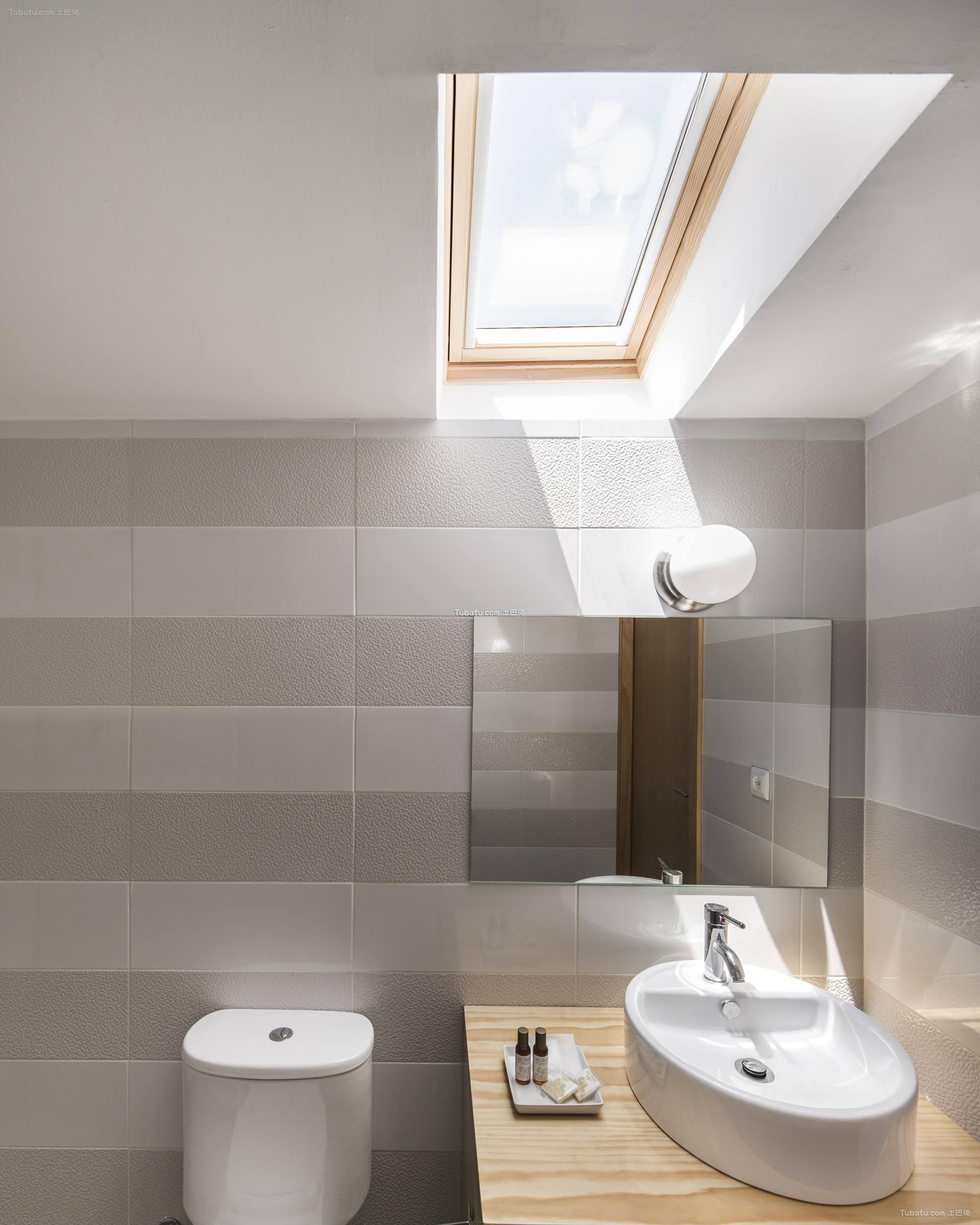 酒店设计卫生间室内装修效果图
