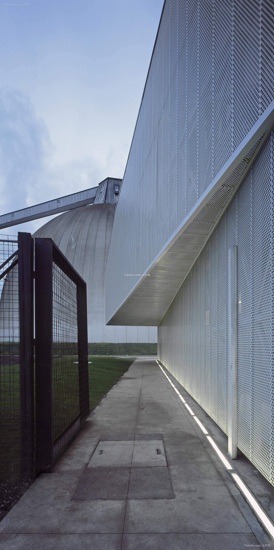 厂房设计外墙装饰效果图