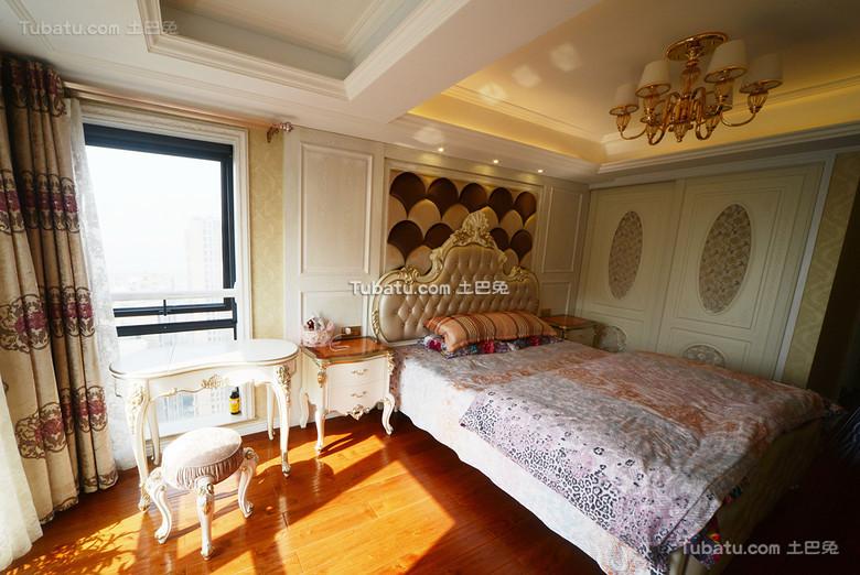 欧式古典卧室装饰大全