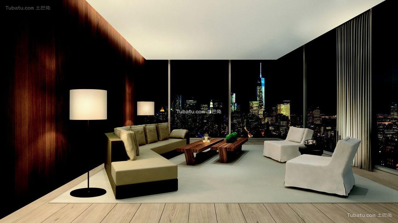 酒店房间设计室内装修效果图