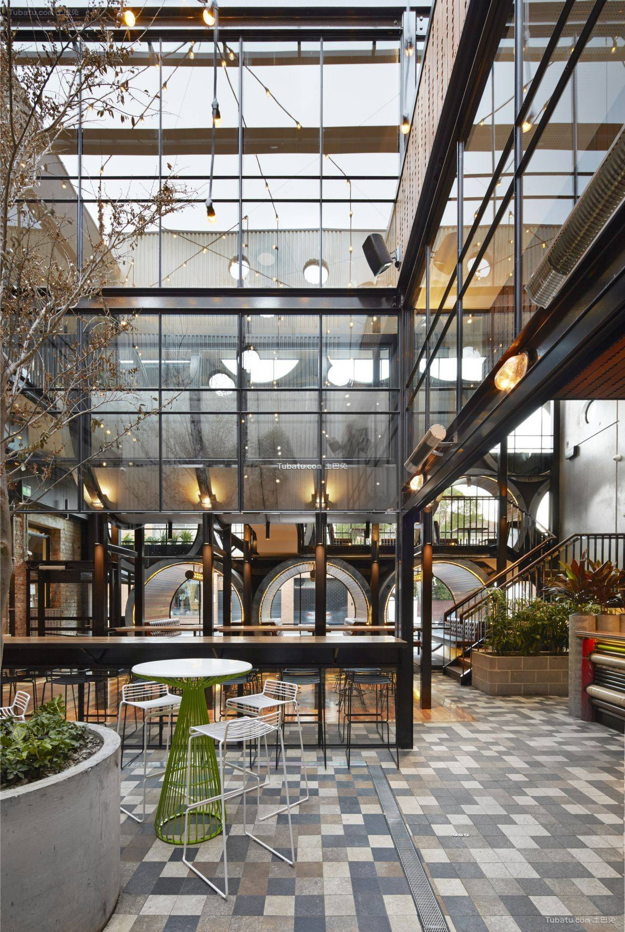 现代酒吧室内设计装饰效果图欣赏