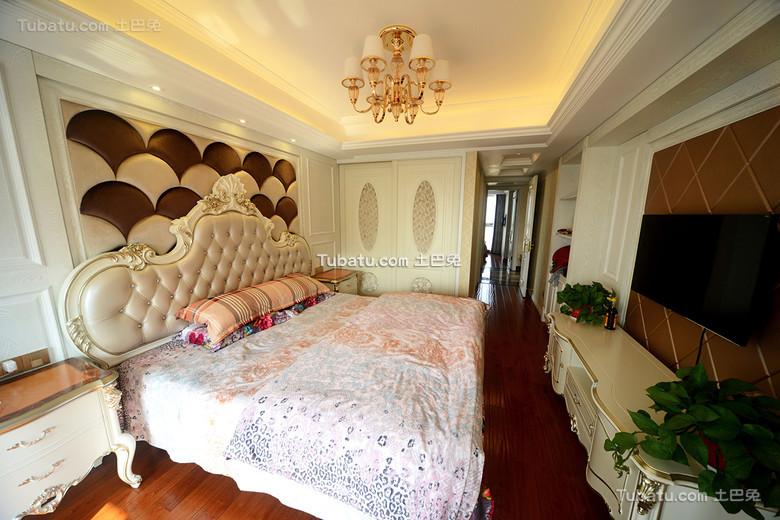 精致奢华欧式卧室设计