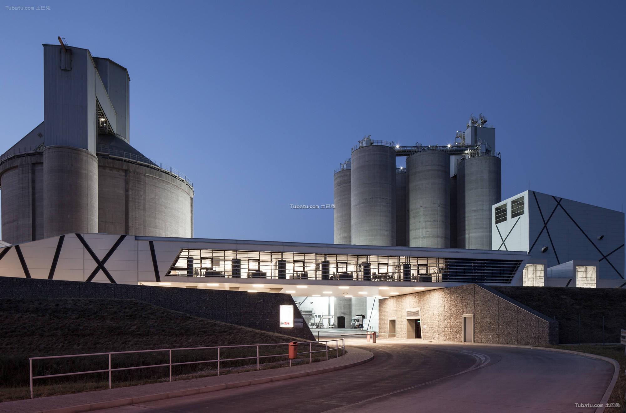 工业厂房设计装饰效果图