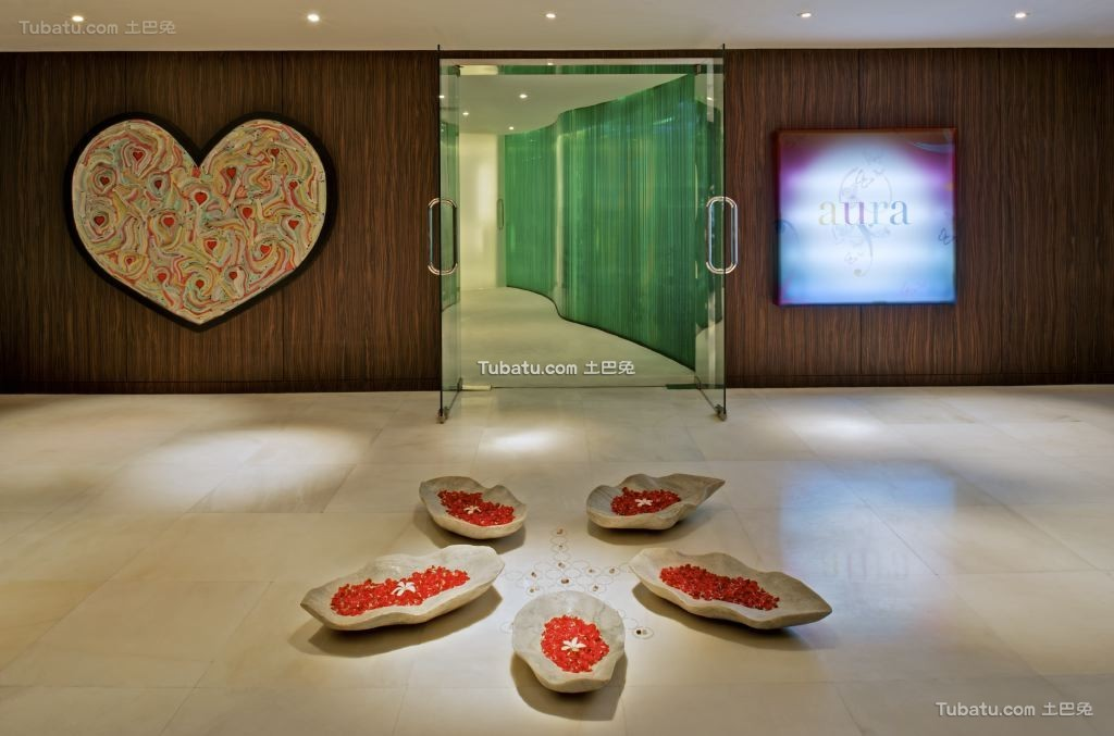 美容院设计装修室内效果图片