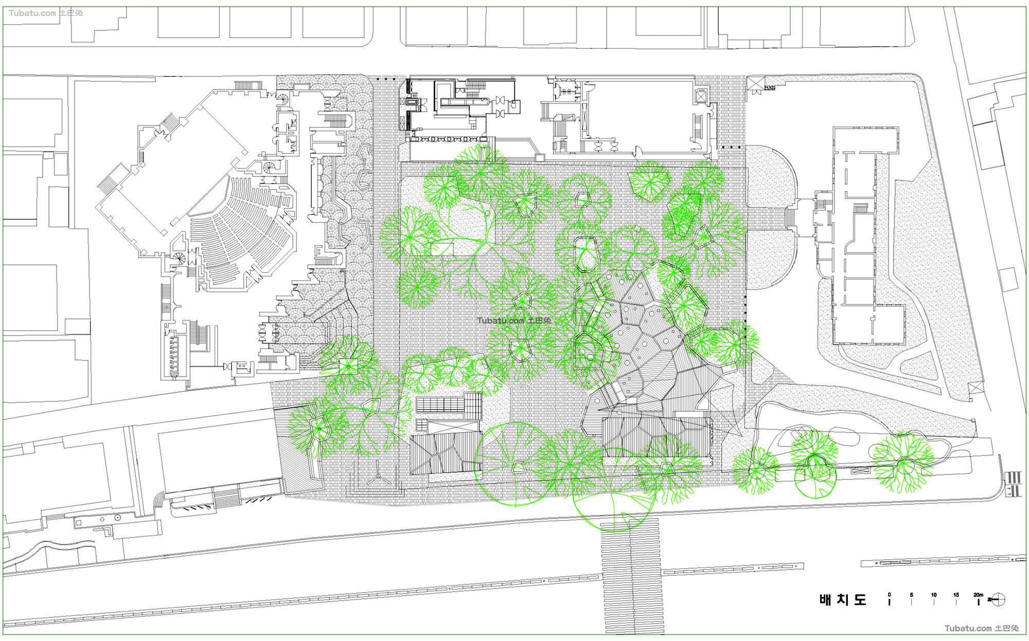 现代公园规划设计图片欣赏