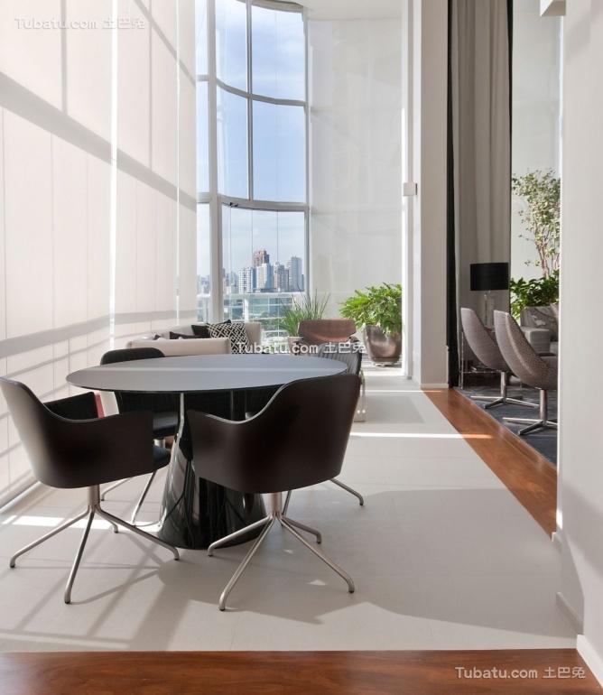 家装设计现代餐厅欣赏