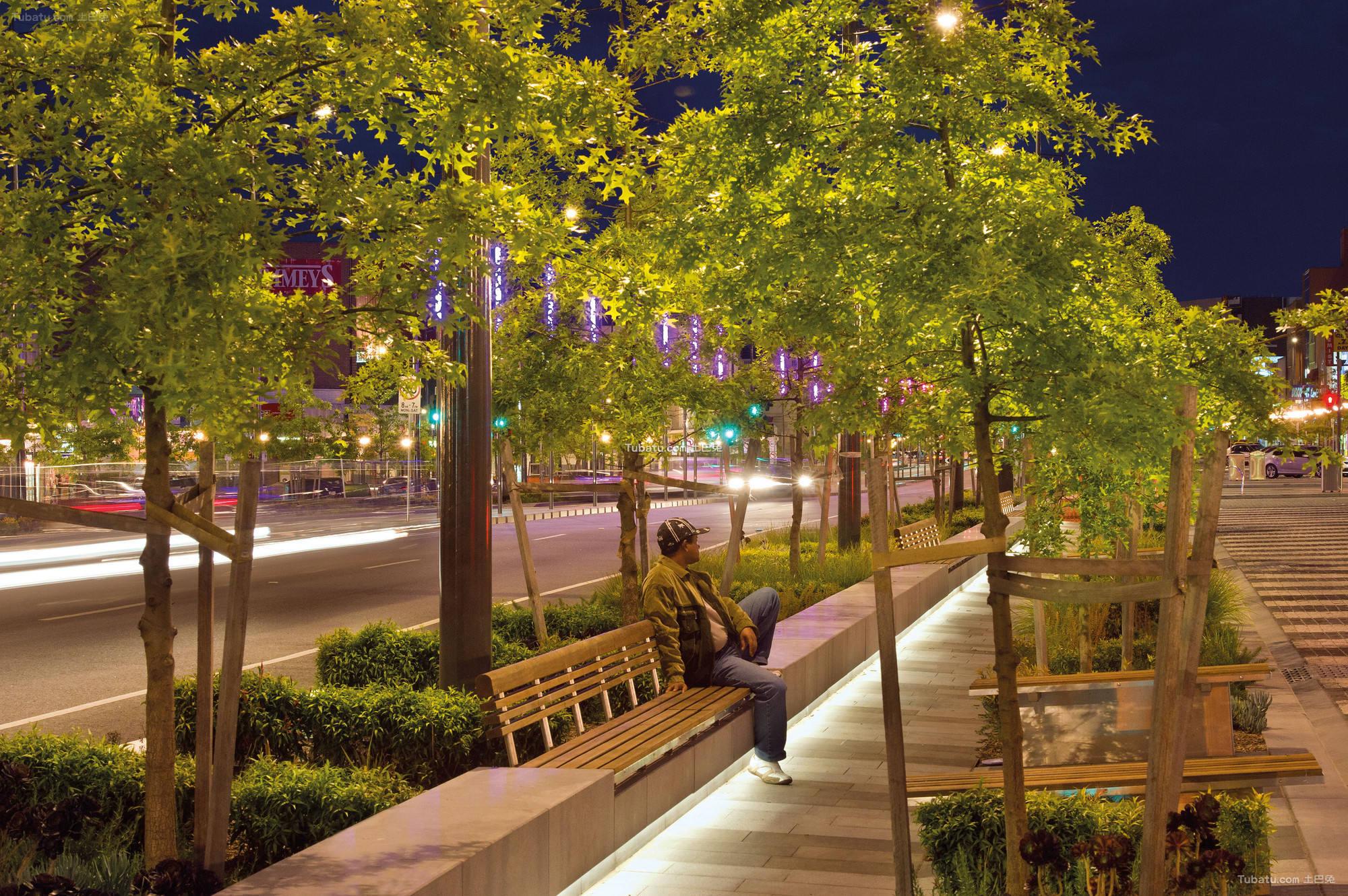 现代公园设计图片欣赏