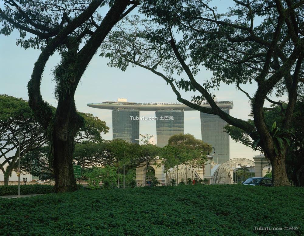 现代公园绿化设计图片欣赏
