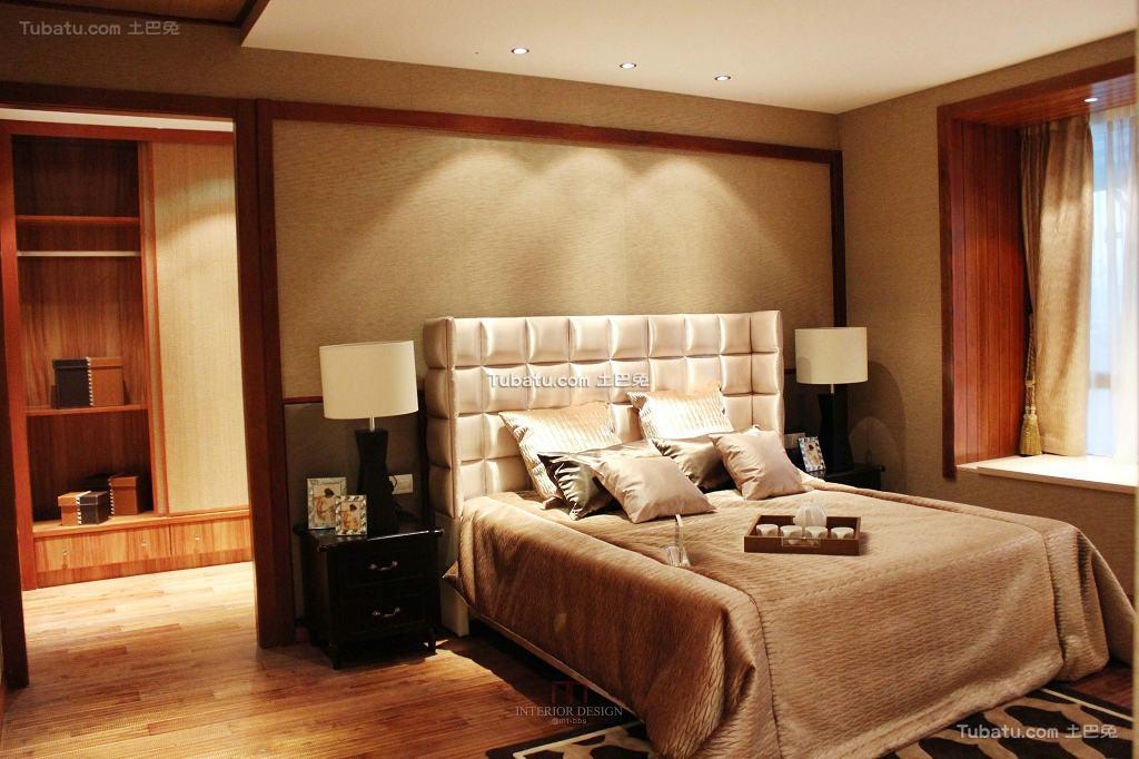 东南亚设计奢华卧室大全
