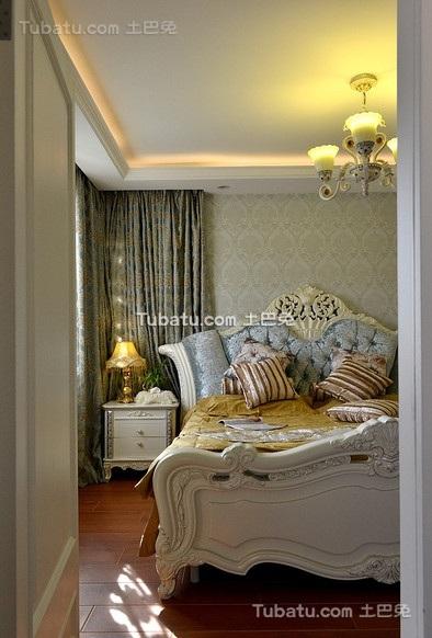 精致简欧卧室图片
