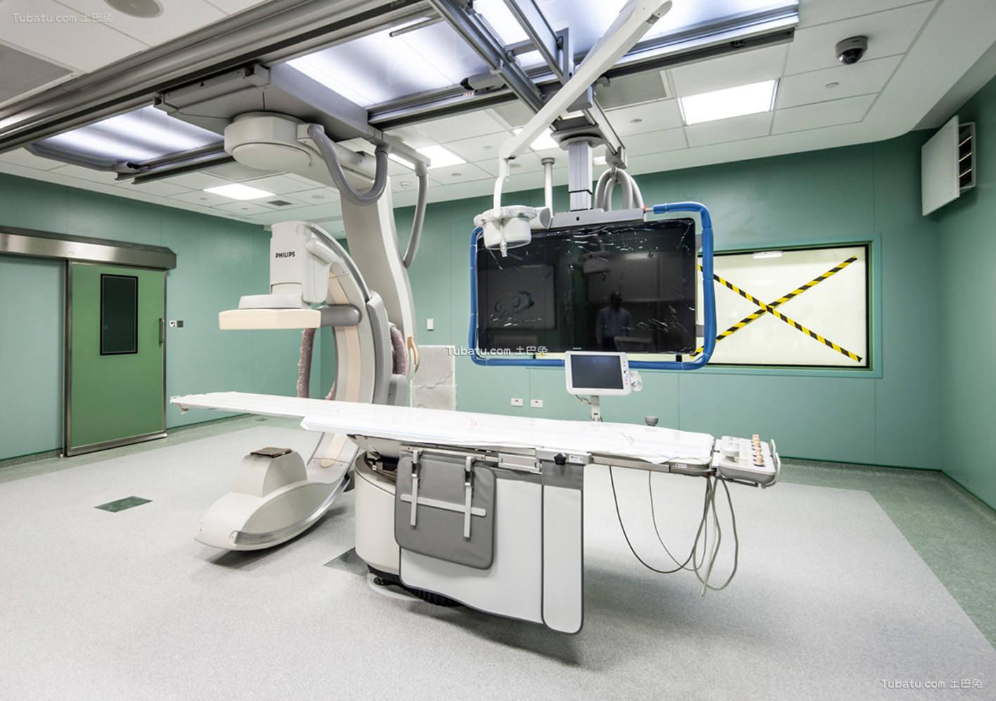 医院设计手术室室内效果图