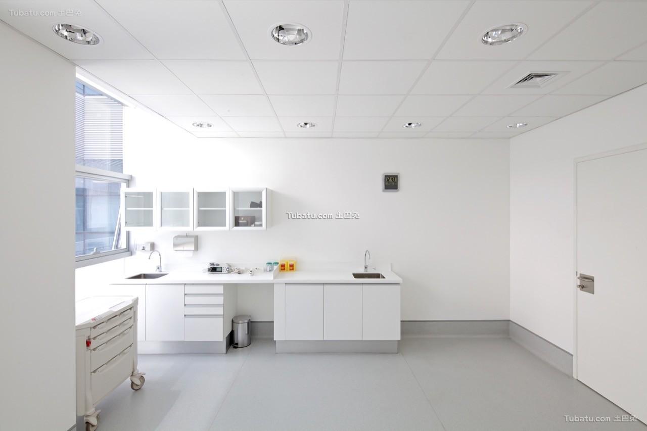 医院设计装饰室内办公室效果图