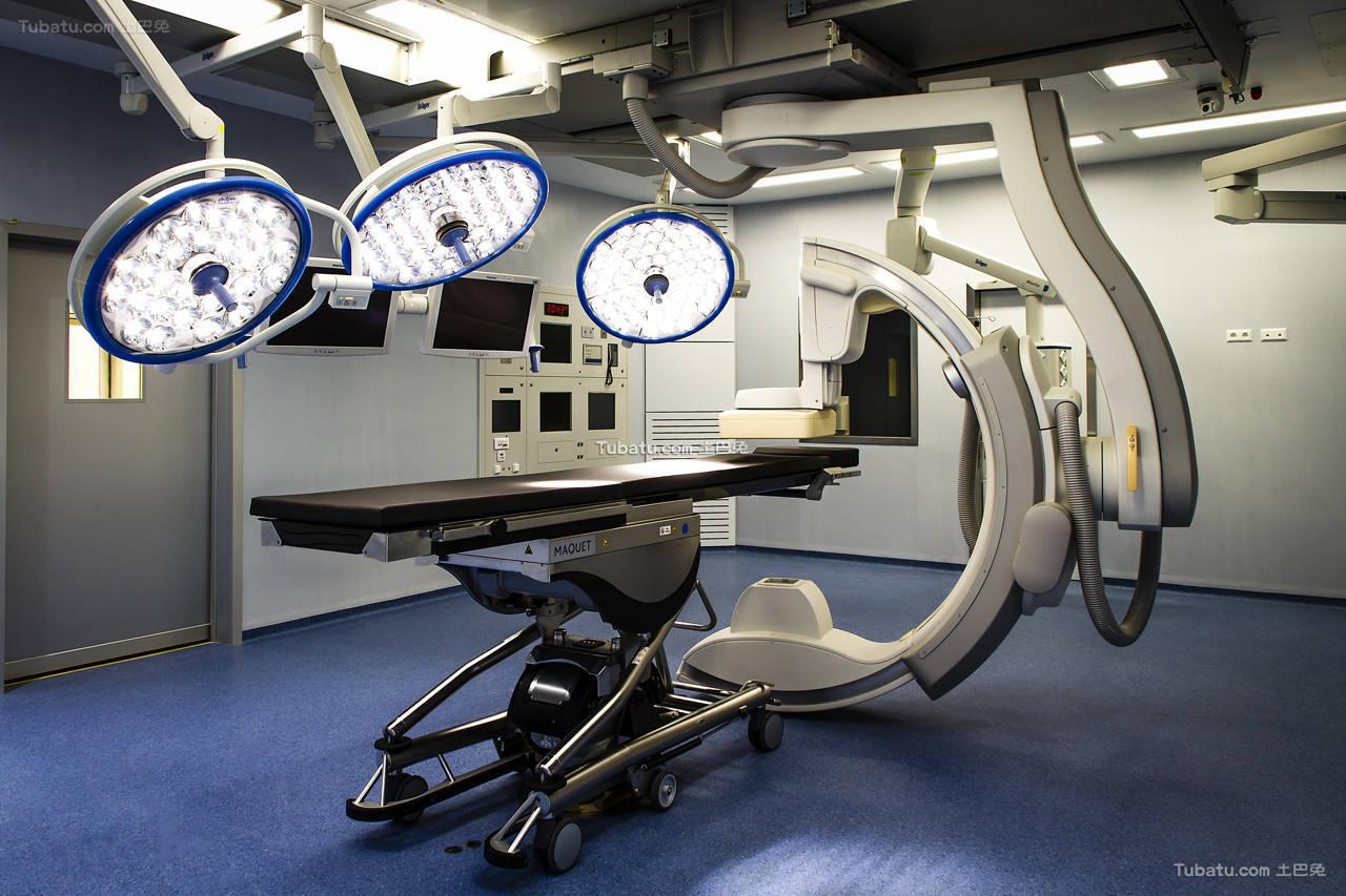 医院室内手术室设计效果图