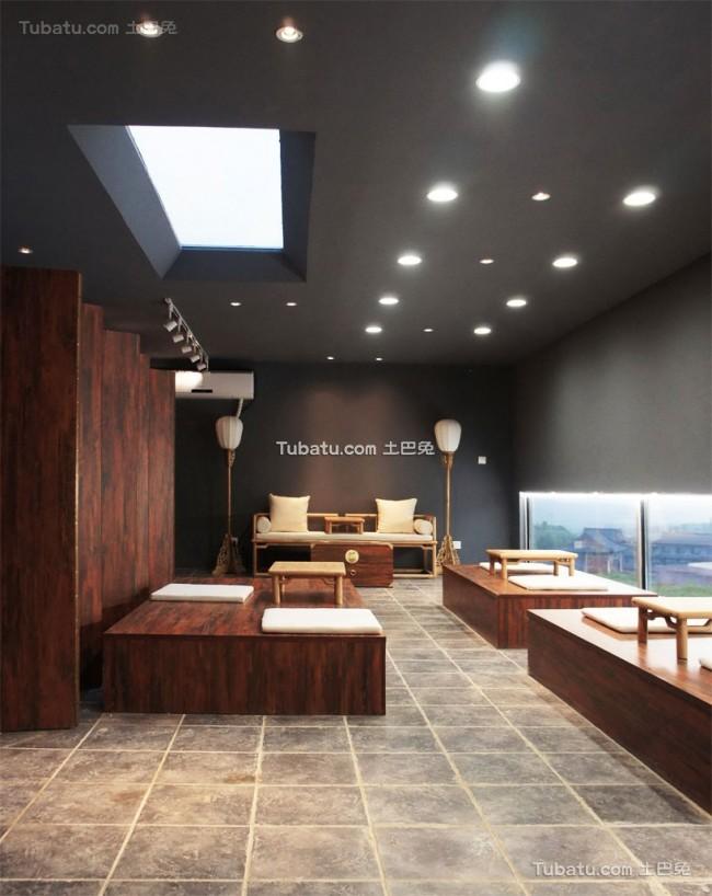 酒店设计装饰室内效果图