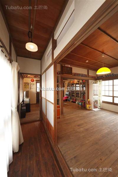 日式风格家居设计效果图欣赏