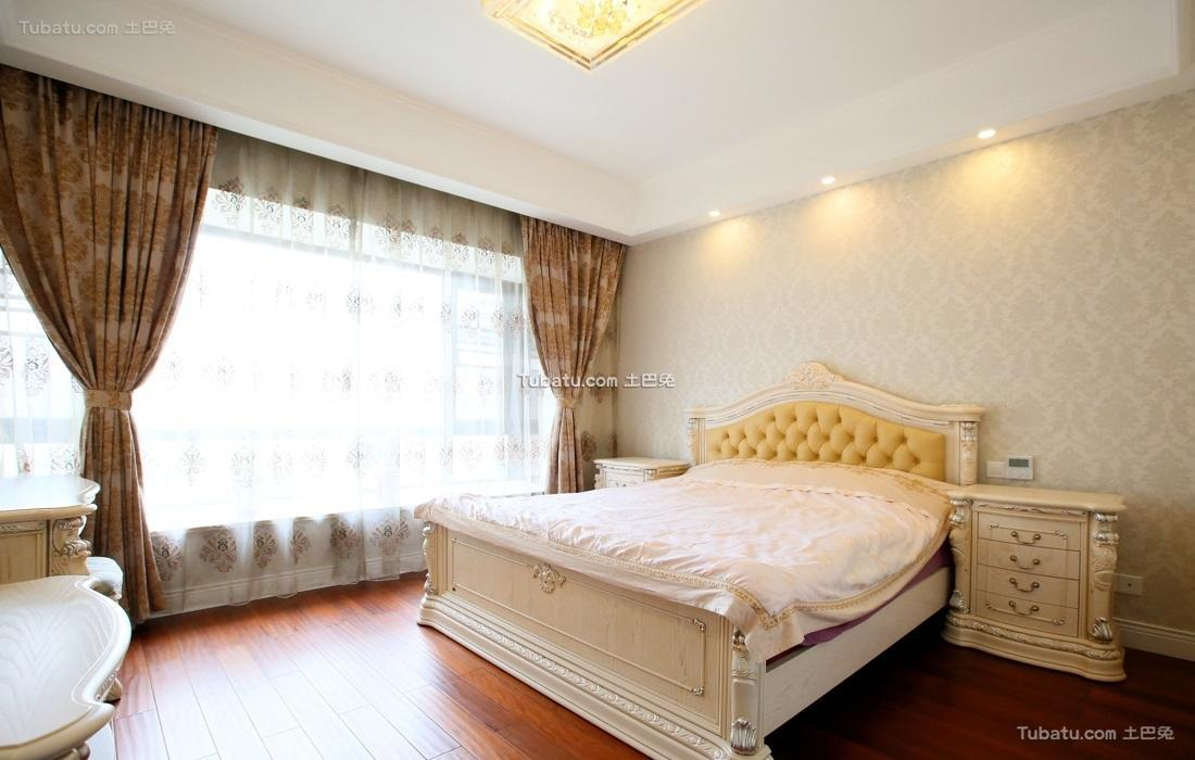 古典欧式卧室装饰欣赏
