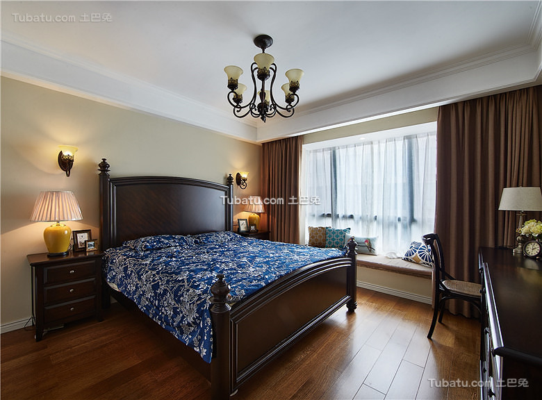 简美家居卧室装修