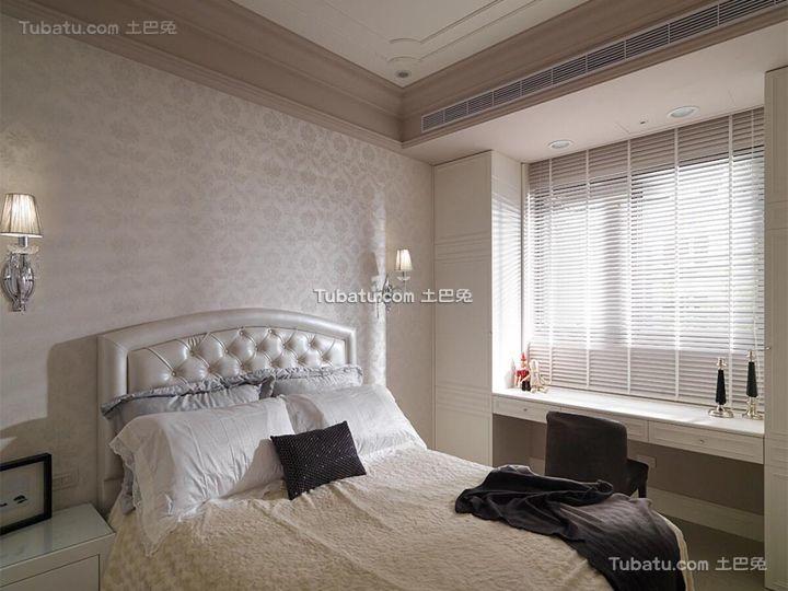 简约小户型家居卧室装饰设计效果图