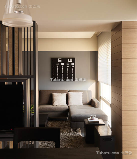 现代沉稳风格家居设计
