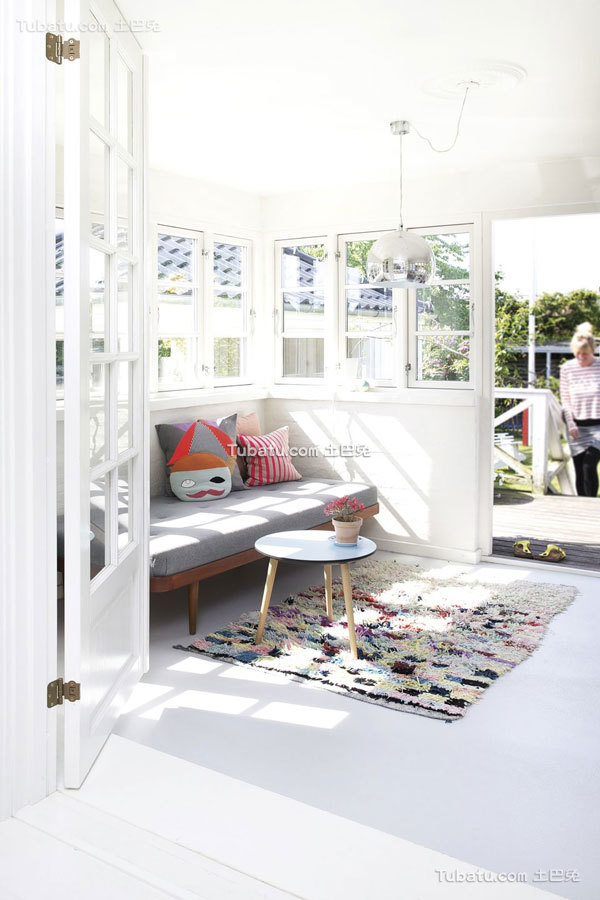 北欧风格家装玄关设计