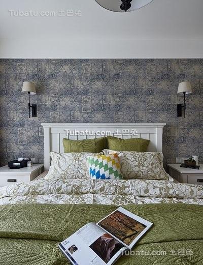 简约家居卧室设计装修图片
