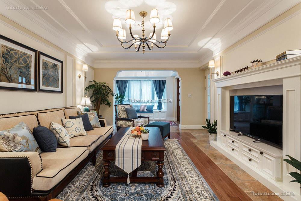 250平休闲美式家装别墅设计大全