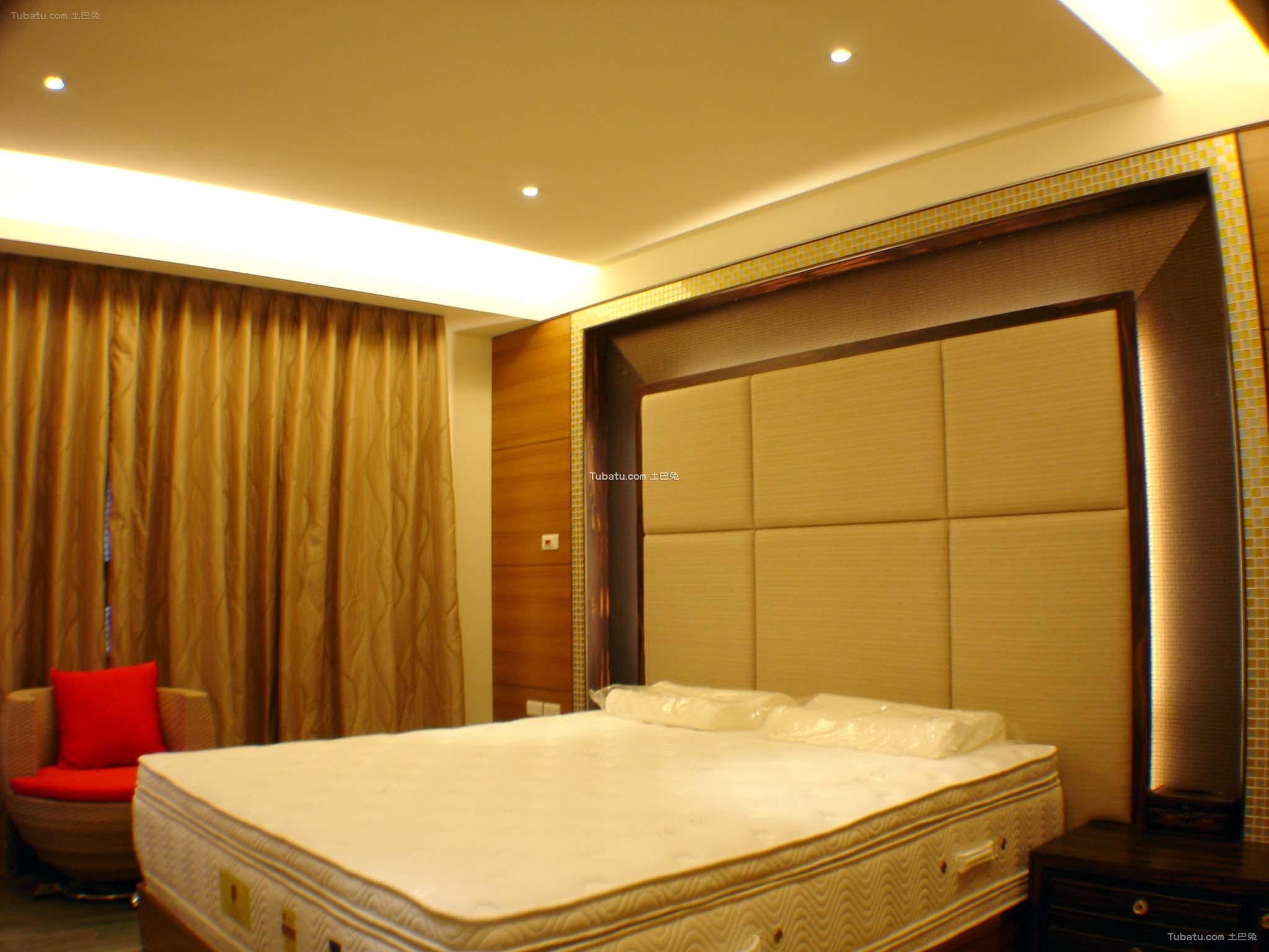 简约设计家庭装修卧室设计