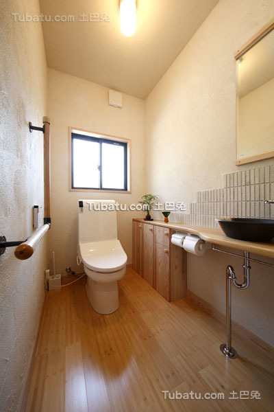 日式装修风格设计卫生间