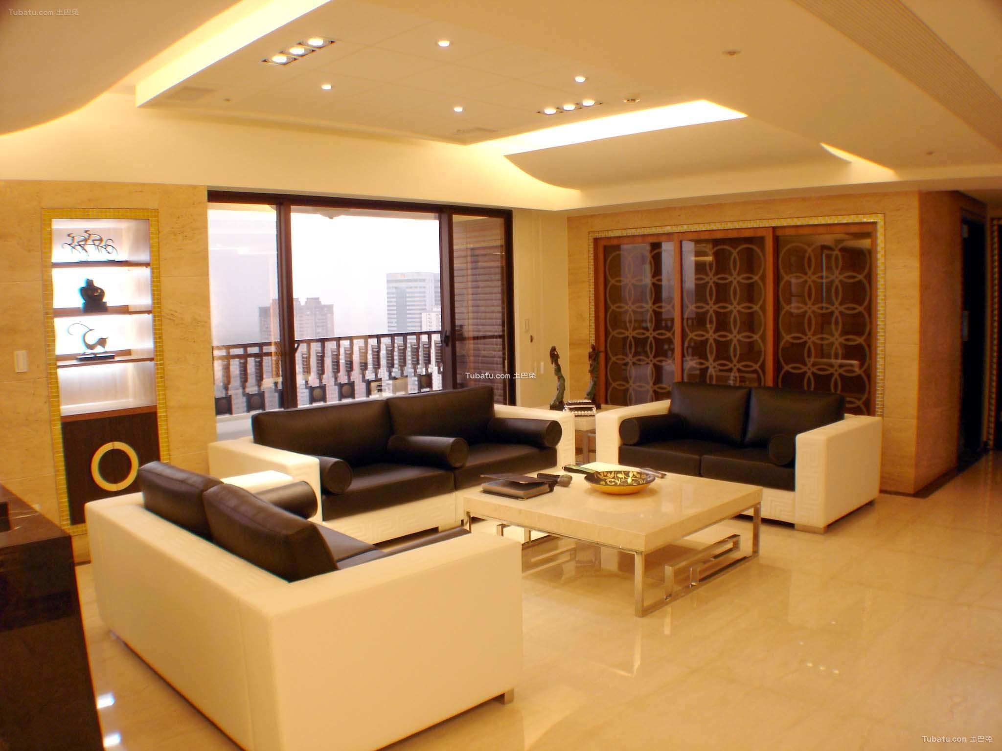 简约设计家庭装修二居室设计