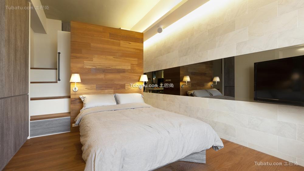 简约酒店式公寓设计图片