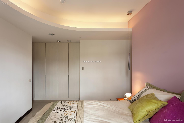 简约素雅家装风格卧室设计