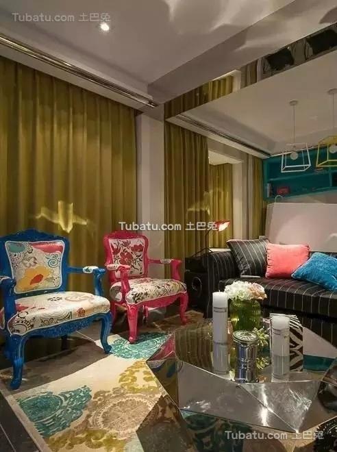 宜家装修风格客厅设计