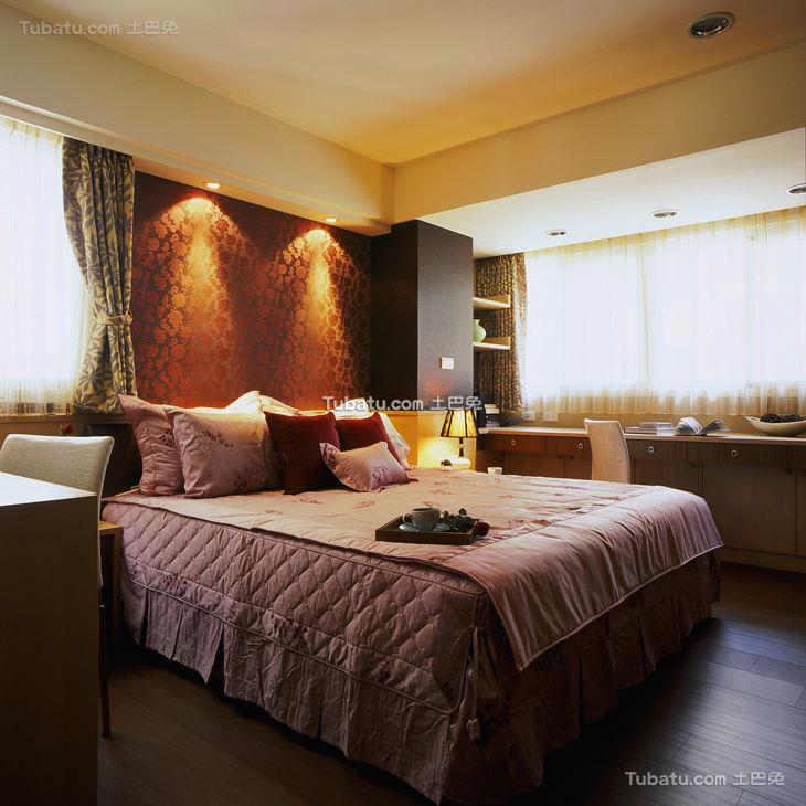 简约现代感装修设计卧室