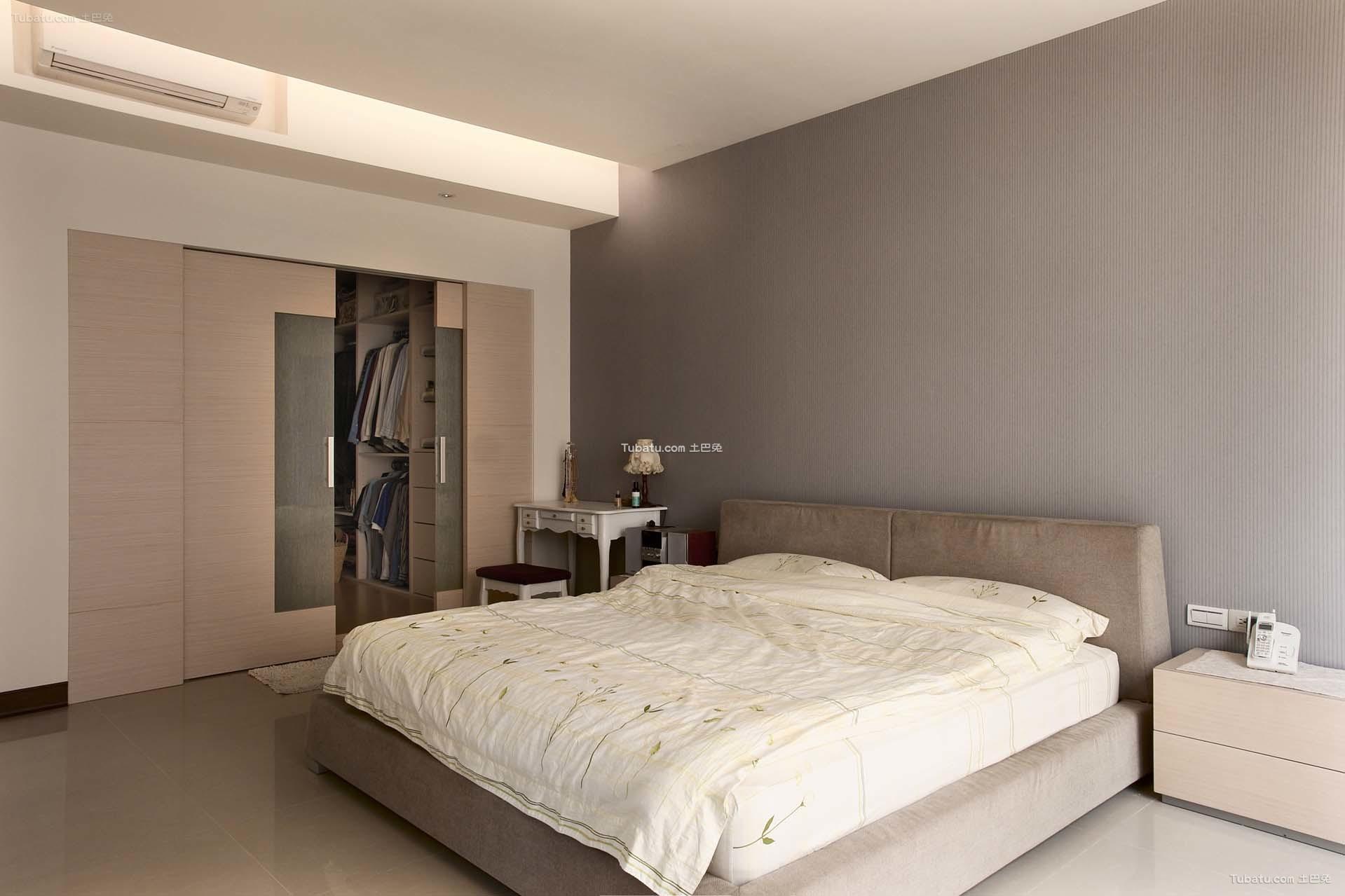 简约现代家装风格卧室设计