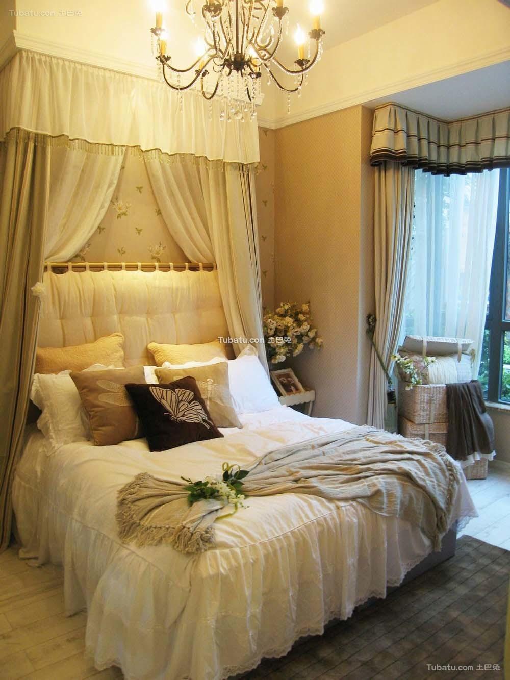 新古典风格设计卧室装修图片