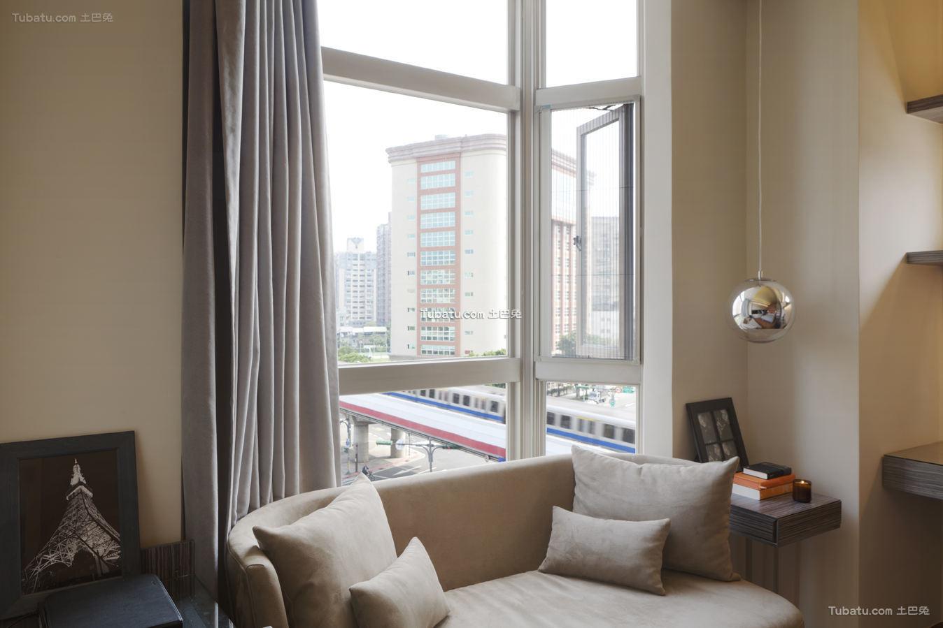 简约酒店式公寓设计欣赏