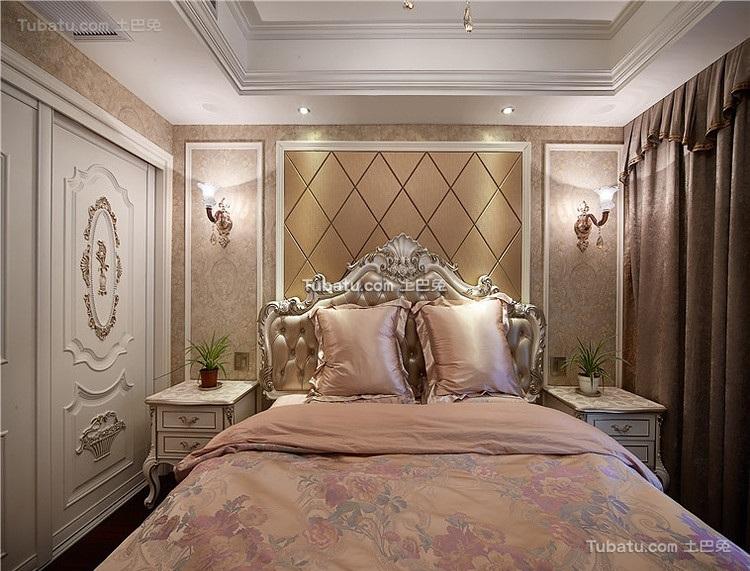 精致甜美欧式卧室设计