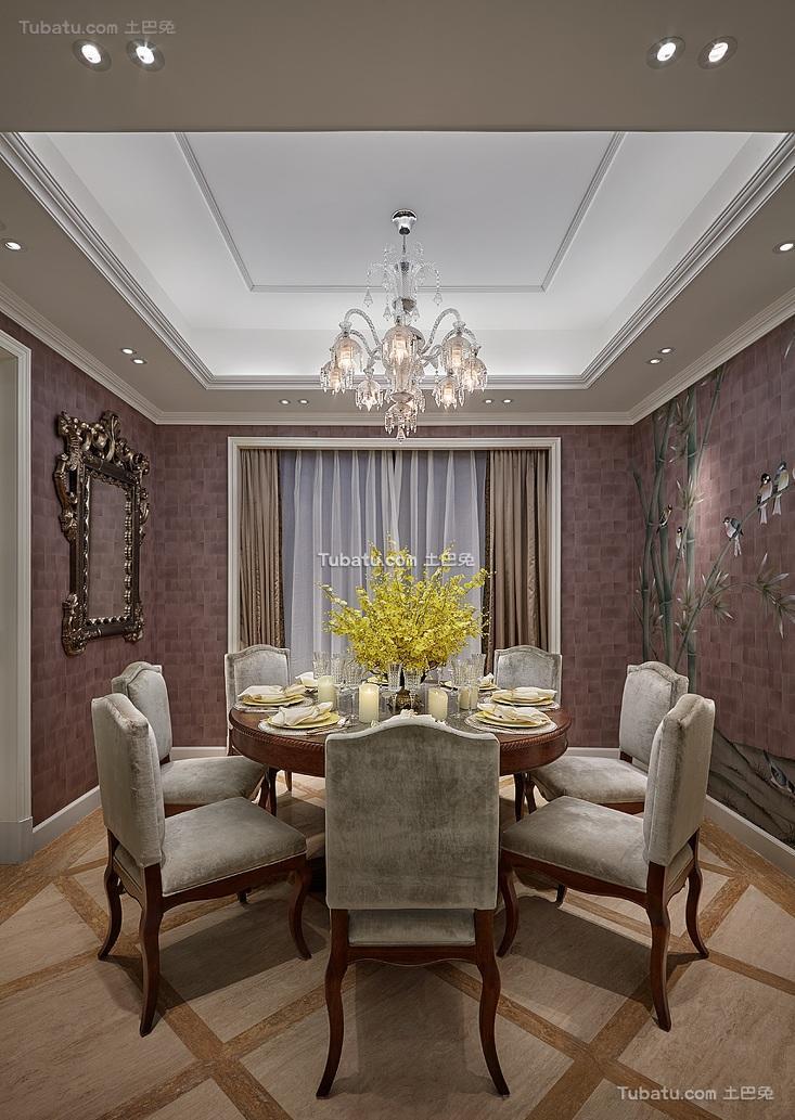 优雅欧式餐厅设计