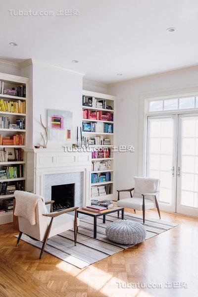 简约温馨公寓室内设计效果图