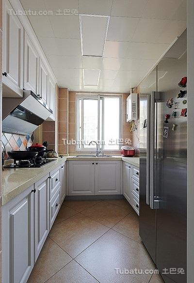 清新淡雅宜家风格厨房