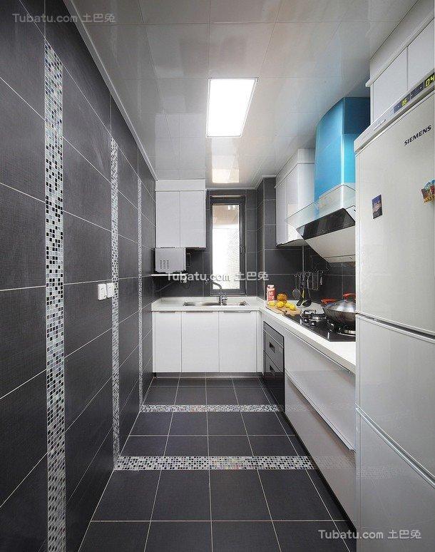 精美宜家风格厨房设计