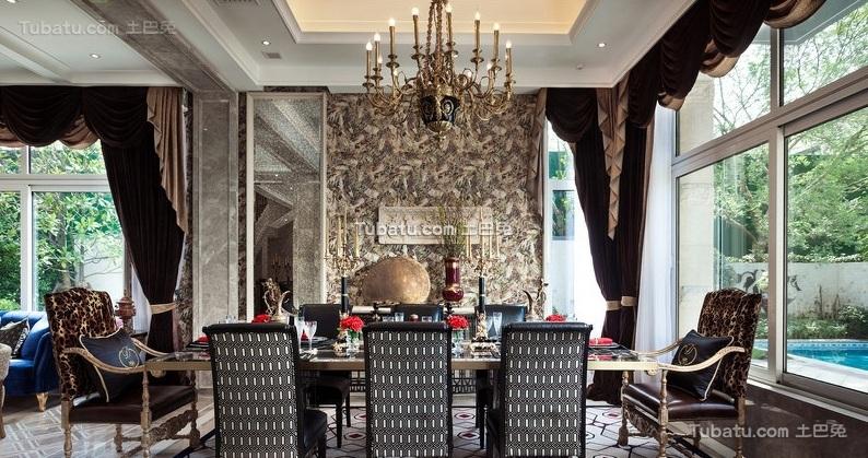 摩纳哥欧式风格餐厅