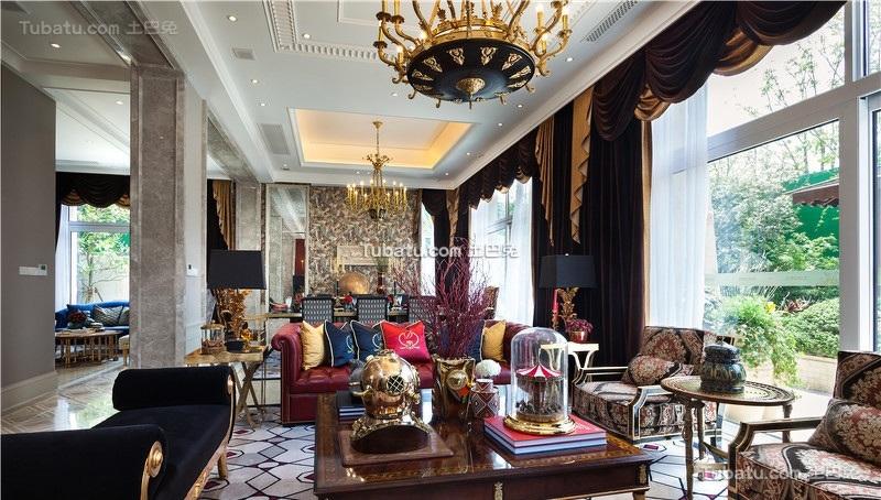 奢华摩纳哥欧式风格别墅设计