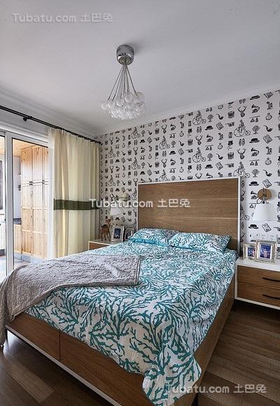 北欧宜家风卧室装饰大全