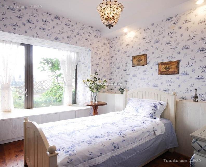 简欧风格设计儿童房装修效果图片