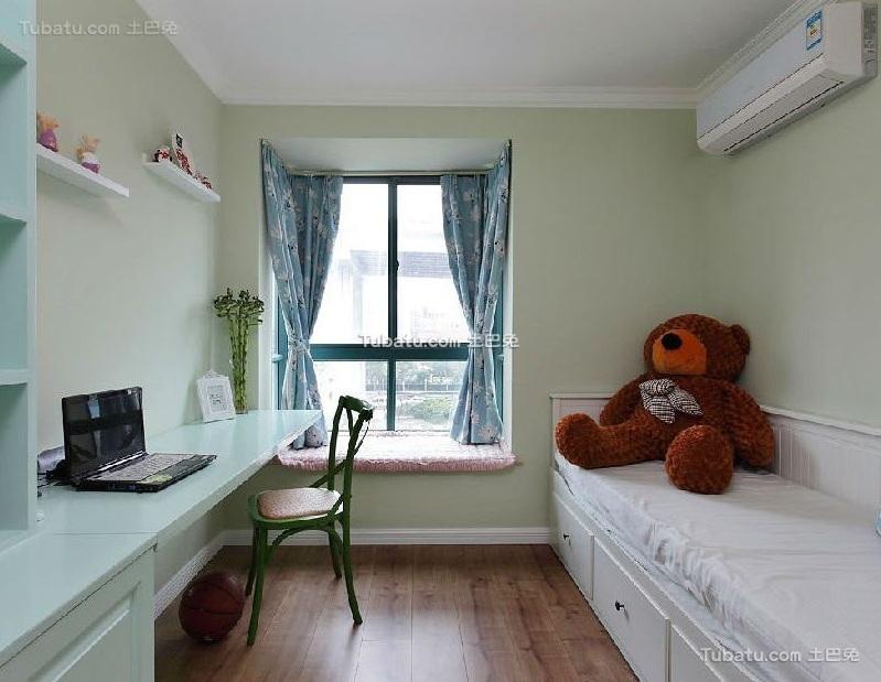 美式风格设计儿童房装修效果图片欣赏